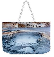 Hverir Steam Vents In Iceland Weekender Tote Bag