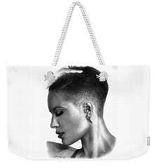 Halsey Drawing By Sofia Furniel Weekender Tote Bag
