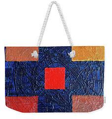 Imposing Order Weekender Tote Bag