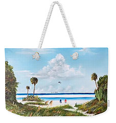 In Paradise Weekender Tote Bag