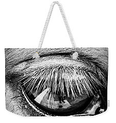 Just A Reflection  Weekender Tote Bag