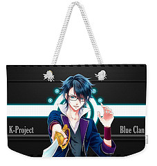 K Project Weekender Tote Bag