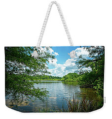 Lake Alice Weekender Tote Bag by Louis Ferreira