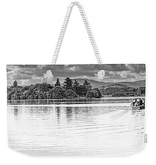 Lake Of Menteith Weekender Tote Bag