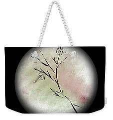 2 Leaves Weekender Tote Bag