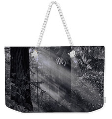 Let There Be Light Weekender Tote Bag by Don Schwartz