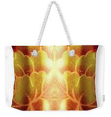 Life Of Gold Weekender Tote Bag by Gayle Price Thomas