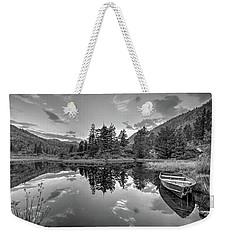 Lily Lake Weekender Tote Bag