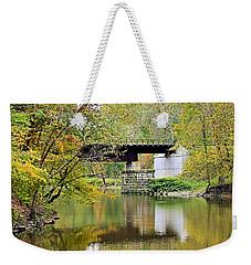 Lock 29 Weekender Tote Bag by Kristin Elmquist