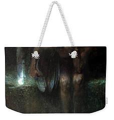 Lucifer Weekender Tote Bag