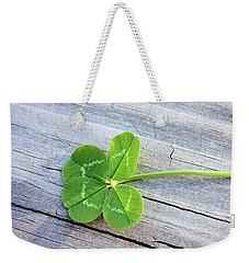 Lucky Weekender Tote Bag