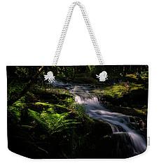 Lynn Mill Waterfalls Weekender Tote Bag