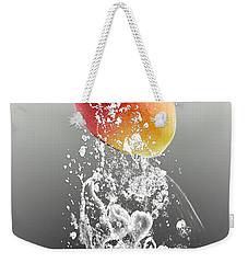 Mango Splash Weekender Tote Bag