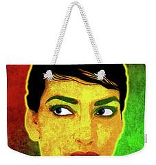 Maria Callas Weekender Tote Bag