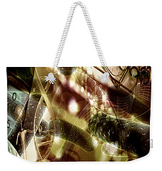 Medils Art Weekender Tote Bag by Danica Radman
