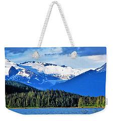 Mendenhall Glacier Park Weekender Tote Bag
