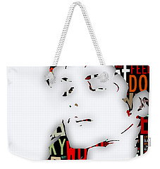 Michael Jackson I'm Bad Weekender Tote Bag