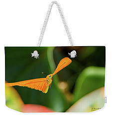 Miracle Of Flight Weekender Tote Bag