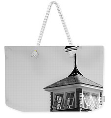 Nantucket Weather Vane Weekender Tote Bag