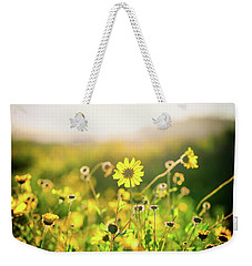 Nature's Smile Series Weekender Tote Bag