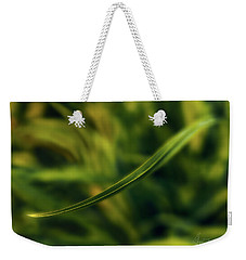 Weekender Tote Bag featuring the photograph Natures Way by Gene Garnace