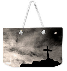 New Mexico Moon Weekender Tote Bag