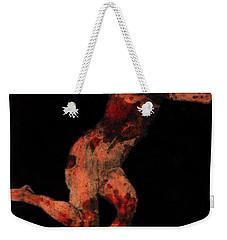 Nude Man Weekender Tote Bag