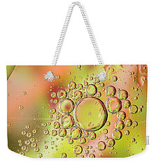 Oil In Water Weekender Tote Bag