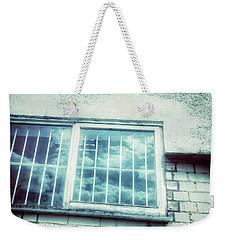 Old Window Bars Weekender Tote Bag