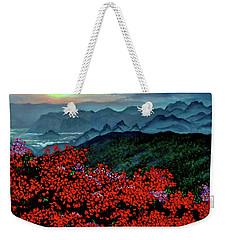 Paradise Weekender Tote Bag by Stan Hamilton