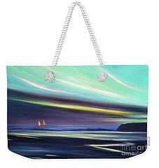 Peace Is Colorful 2 Weekender Tote Bag