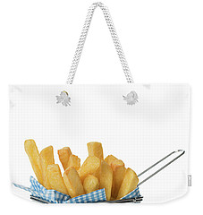 Portion Of Chips Weekender Tote Bag