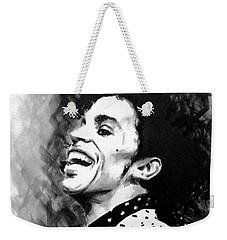 Prince Weekender Tote Bag by Darryl Matthews