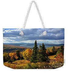 Rangeley Overlook Weekender Tote Bag
