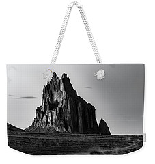 Remote Yet Imposing Weekender Tote Bag