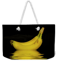 Ripe Yellow Bananas Weekender Tote Bag by David French