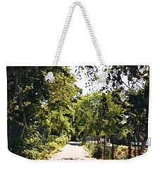 Riverside Park Weekender Tote Bag