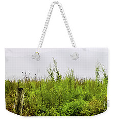 Roadside Weekender Tote Bag