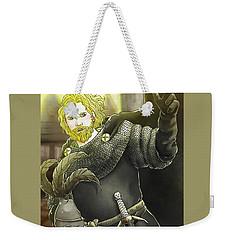 Robin Hood Baron Fitzwalter Weekender Tote Bag