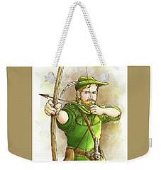 Robin Hood The Legend Weekender Tote Bag