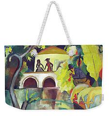 Rokoko Weekender Tote Bag