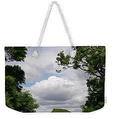 Roseberry Topping Weekender Tote Bag by Gary Eason