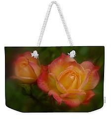 2 Roses Weekender Tote Bag