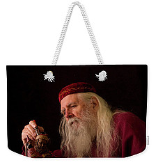 Santa's Workshop Weekender Tote Bag