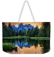 Schwabacher's Ghost Weekender Tote Bag