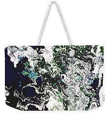 Space Odyssey Weekender Tote Bag