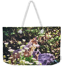 Secret Admirer Weekender Tote Bag