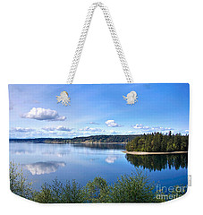 Serenity Weekender Tote Bag by Sean Griffin