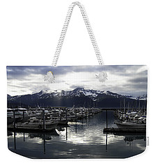 Seward Harbor Weekender Tote Bag