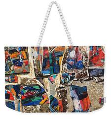 Sixth Sense Weekender Tote Bag